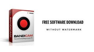 Bandicam 4.3.4 Free Download | Free Pc Game Recorder | Pubg Pc Game Recorder