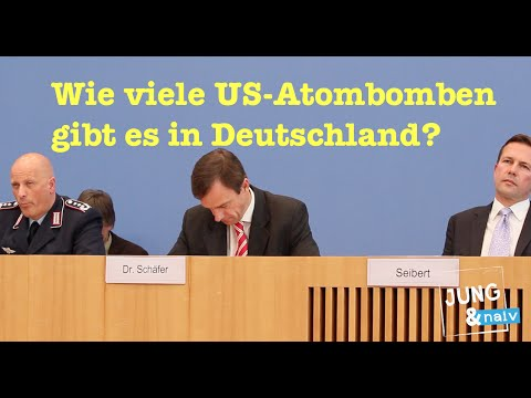 Neue Nichtantworten der Bundesregierung zu US-Atombomben in Deutschland