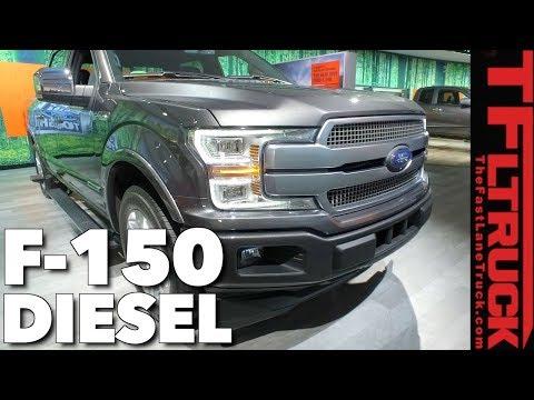 At Last Half-Ton Diesel Truck Wars Are Here!