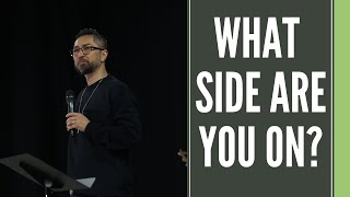 What Side Are You On?  |  Tymme Reitz