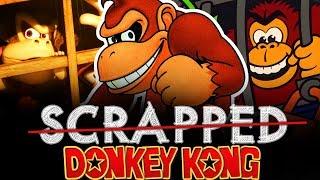 SCRAPPED Donkey Kong