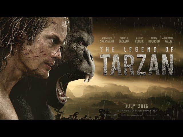 Ο Θρύλος του Ταρζάν (The Legend of Tarzan) - Teaser Trailer (Gr Subs)