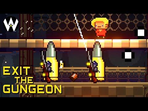 ВПЕРЕД И ВВЕРХ • Exit The Gungeon • 2