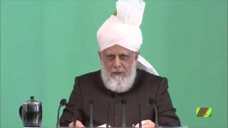 Friday Sermon 26th February 2016 (Urdu) Some Clips