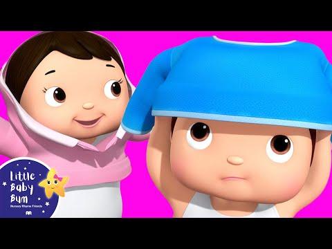 Getting Dressed Song | Baby Songs | Nursery Rhymes & Kids Songs | Little Baby Bum