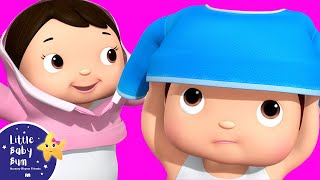 Getting Dressed Song | Baby Songs | Nursery Rhymes & Kids Songs | Learn with Little Baby Bum