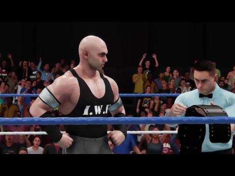 IWF Interpromotional wrestling federation A Wednesday with Warren
