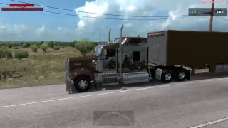 American Truck Simulator   VTC-World   Volvo VNL   MULTIPLAYER #4