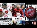 Top 10 Sports Video Games