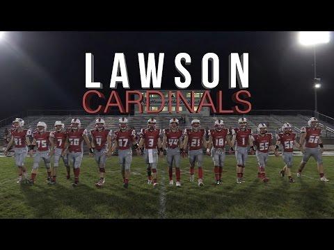 Lawson Cardinals Football    Hype Video    HD