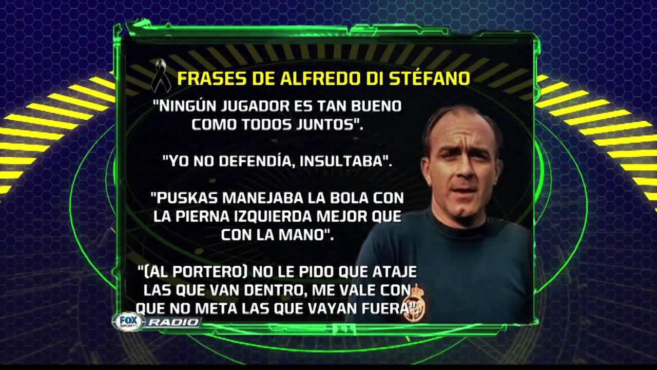 Las Frases De Di Stéfano