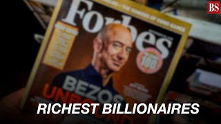 Forbes list: Global, India's top-10 richest billionaires & their net worth