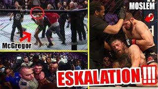 ISLAM SIEGT!!! Connor McGregor vs Khabib Nurmagomedov (HEFTIGSTER MMA-KAMPF!!!) | Mazdak