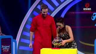 Bangla Foreigners Show | Fish game | Ambrina Sarjeen Ambrin TV Show