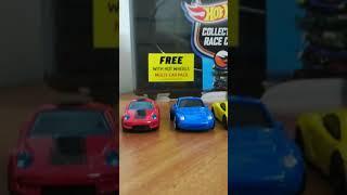 Hotwheels exotic 3 car packs🎁🚙🚙🚗💕