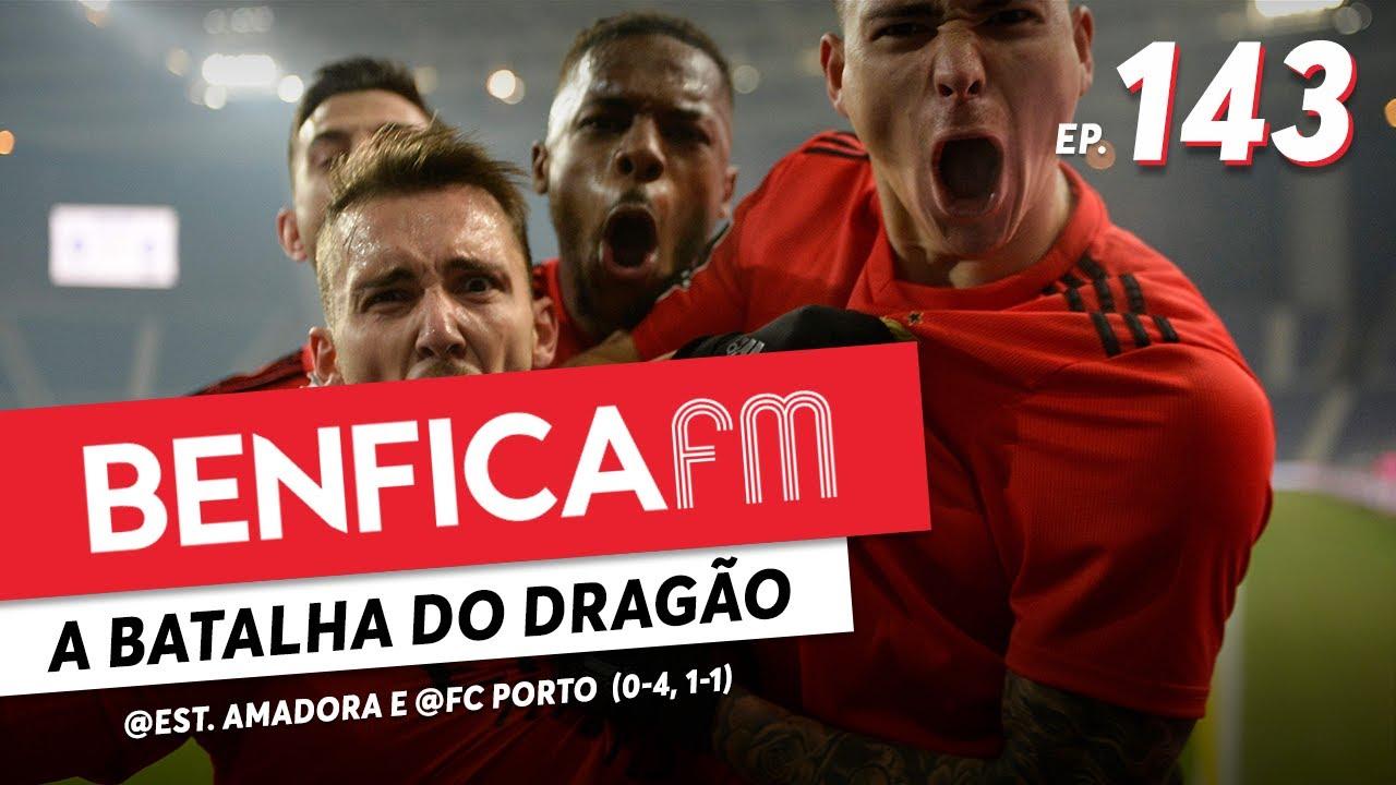 Benfica FM #143 - FC Porto x Benfica (1-1)