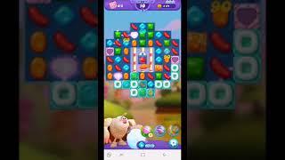 Candy Crush Friends Saga Level 615 ~ No Boosters