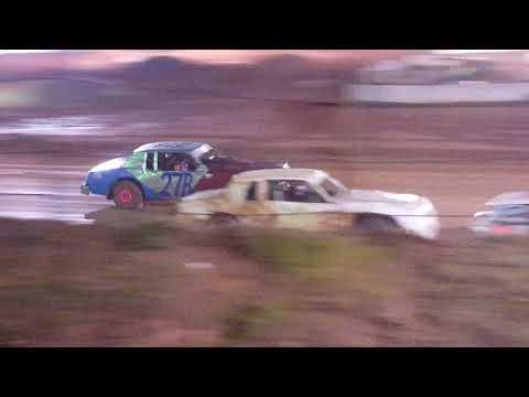 Factory Stock Heat Race @ 105 Speedway 3-2-19