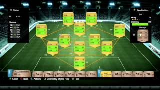 FIFA 14 Xbox One Ultimate Team - A New Beginning! #01