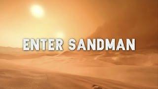 Metallica - Enter Sandman [Full HD] [Lyrics]