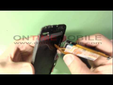 How to open or repair HTC M8,LCD,Charging port etc..
