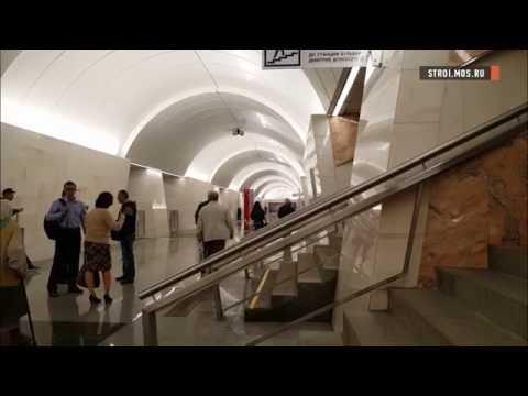 Прямо сейчас: на станции метро Петровско-Разумовская работает новая платформа