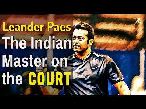 Leander Paes - The phenomena of Indian tennis