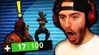 HOW DID I SURVIVE?! Fortnite Sniper Shootout!