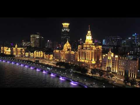 Signify illuminates Shanghai Bund with tunable white LED