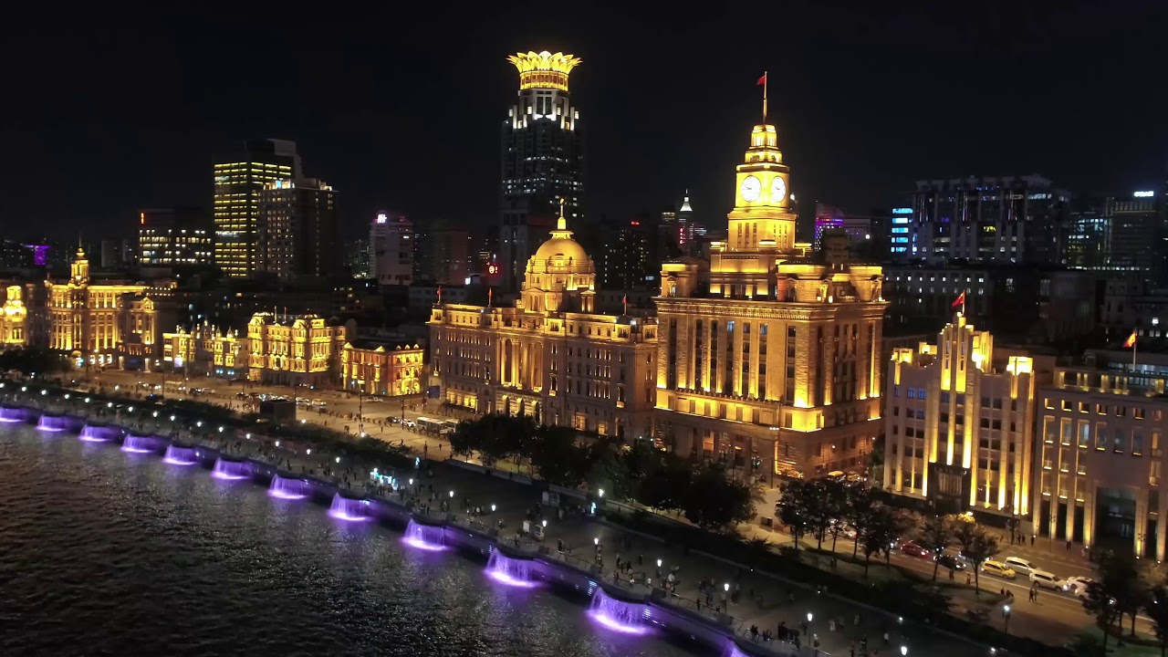 Image result for The Bund, Shanghai