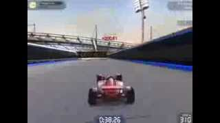 Trackmania United Forever Gameplay PC