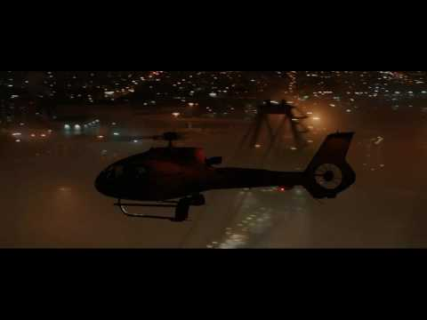 Fifty Shades of Grey Helicopter Scene