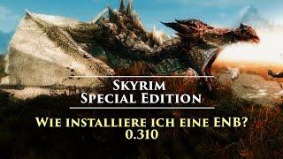 Wie installiere ich eine ENB v0.310 | Skyrim Special Edition Tutorial German