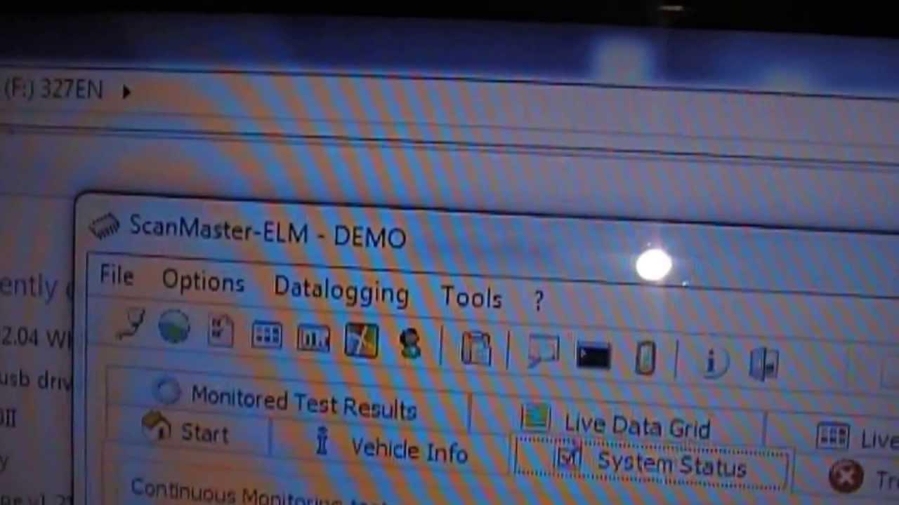 USB Car Diagnostic Scanner for PC ELM327 OBD2 Instructions