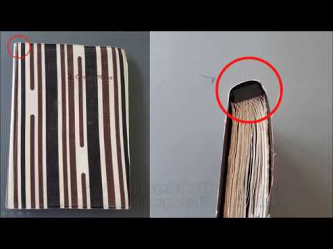 How to Refill Binder Notebooks - YouTube - notebook binder