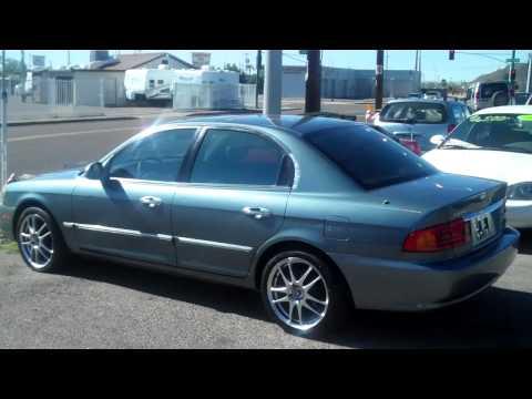2002 Super Clean Kia Optima - must see - low miles