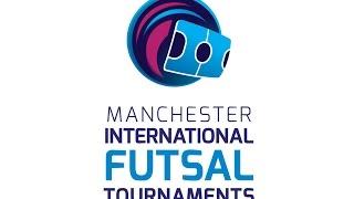 Doncaster Deaf Futsal (ENG) vs Manchester Futsal Club (ENG) Grand Final MIFT 2015