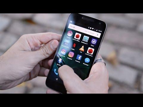 Moto G Play sai por R$ 899 e tem bateria para o dia todo