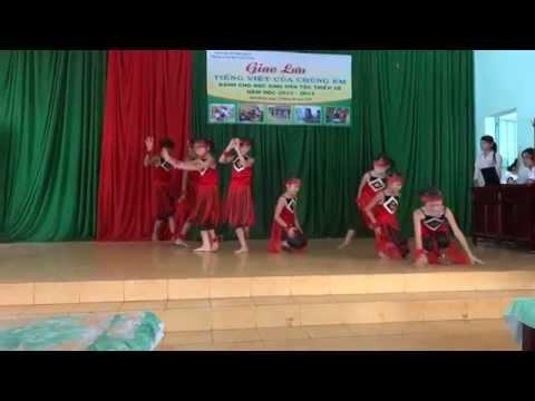 Trường Trần Cao Vân- Hớn Quản- Bình phước