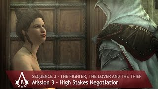 Assassin's Creed: Brotherhood guide / mission walkthrough in Full HD (1080p) with Full 100% Synchronization - Sequence 3 - The Fighter, The Lover and The ...