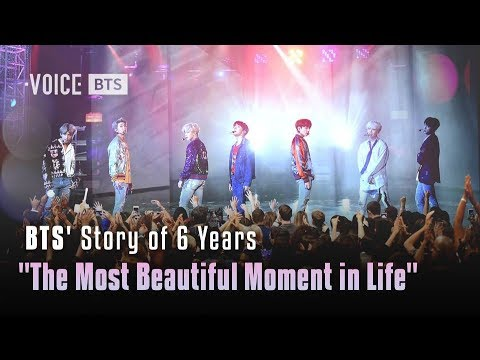 BTS The Most Beautiful Moment in Life The Story of 6 Years (ENG FULL) / SBS / VOICE V