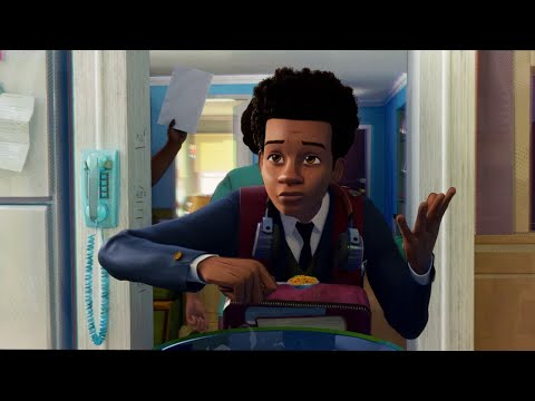 "Spider-Man:  Into The Spider-Verse - ""Gotta Go"" Clip"