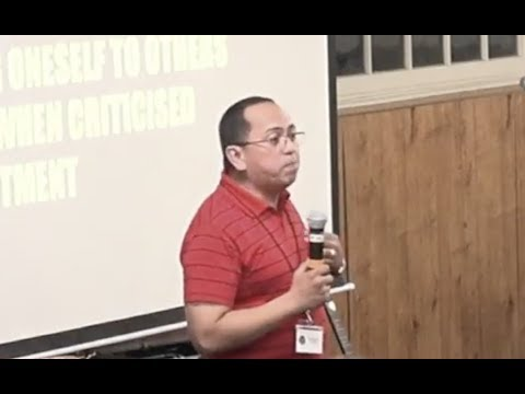 Experience The Father's Love - Pastor Bong Saquing