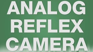 Analog Reflex Camera SOUND EFFECT - Old Camera Shutter SOUND EFFECT