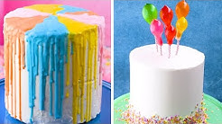 5 Easy and Edible Cake Toppers to Make Your Birthday One of a Kind! Cake Decoration by So Yummy