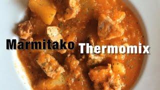 Receta Marmitako Thermomix | Lomos de atún | Recetas fáciles