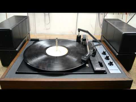 Emerson BSR Record Player Turntable