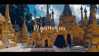 미얀마 여행 영상 :  Myanmar Travel Video