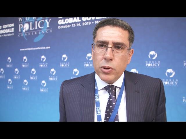 WPC 2019 - Karim El Aynaoui
