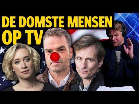 DE DOMSTE MENSEN OP TV - DE JENSEN SHOW #19